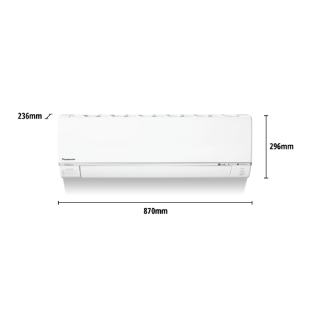 Panasonic Air Conditioner: CS/CU-Z9RKR