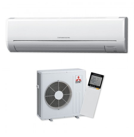 Mitsubishi Air Conditioner/Heat Pump: MSZGE71VAD