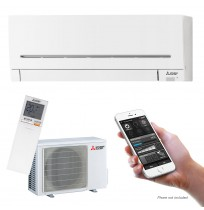 Mitsubishi Air Conditioner/Heat Pump: MSZ-AP35VGKD/MUZ-AP35VG