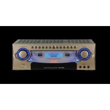 BMB 600W 4-Channel Karaoke Mixing Amplifier: BMB-DAR-800II