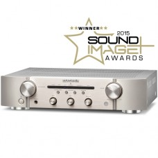 Marantz Integrated Amplifier, Silver/Gold: PM5005SG