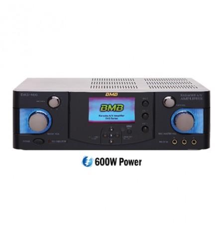 BMB 600W 4-Channel Karaoke Mixing Amplifier: BMB-DAS-400
