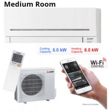Mitsubishi Air Conditioner/Heat Pump: MSZAP50VGKD