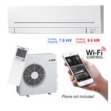 Mitsubishi Air Conditioner/Heat Pump: MSZAP80VGKD