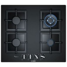 Bosch Gas Cooktop Tempered Glass, Black:  PPH6A6B20A