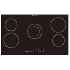 Parmco 900mm Ceramic Hob, Frameless, Touch Control: HX-2-9NF-CER-T