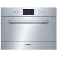 Bosch 60cm Built-in Compact Dishwasher Stainless Steel: SKE53M05AU