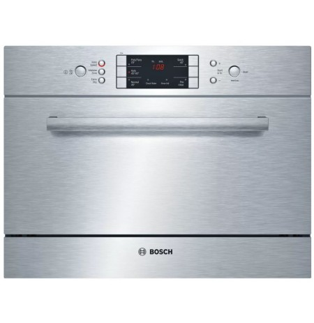 Bosch 60cm Built-in Compact Dishwasher Stainless Steel: SKE53M05AU