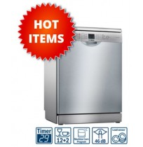 Bosch 60cm stainless steel Dishwasher: SMS46KI01A