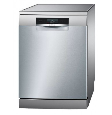 Bosch Free standing dishwasher 60cm Stainless Steel: SMS88TI01A