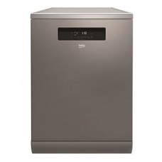 Beko Stainless Steel Freestanding Dishwasher 16 Place Settings, Full-Size: BDF1630X