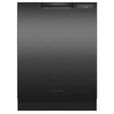 Fisher & Paykel Built-under Dishwasher, Sanitise Black: DW60UC6B