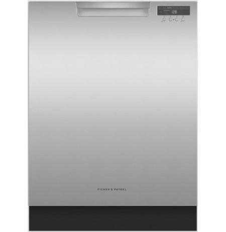 Fisher & Paykel Built-under Dishwasher, Sanitise: DW60UC6X
