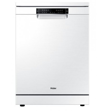 Haier White Freestanding Dishwasher: HDW13V1W1