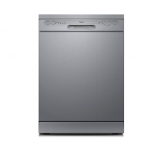 Midea 12 Place Setting Dishwasher - Stainless Steel: JHDW123FS