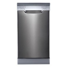 Midea 9 Place Setting Dishwasher - Stainless Steel: JHDW9FS
