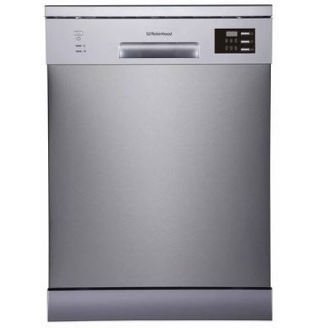 Robinhood 6 Function Dishwasher Stainless Steel: DWM12P6FSS