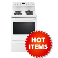 Haier 610 mm Freestanding Range with Electric Cooktop: HOR61S4CEWW1
