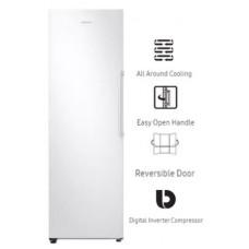 Samsung 346L Vertical White Freezer: SFP345RW