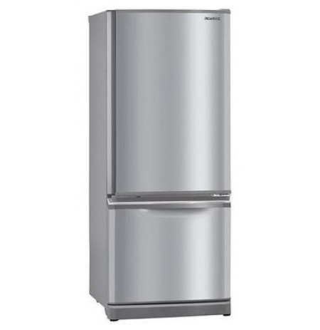Mitsubishi 325L Bottom Mount Stainless Steel Fridge: MR-BF325C-ST-A