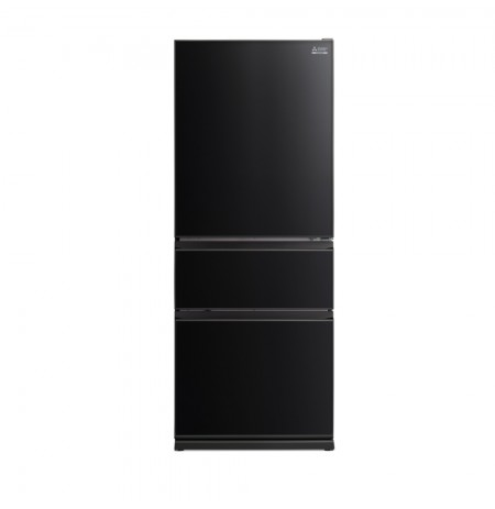 Mitsubishi Electric 492L Bottom Mount Refrigerator: MRCGX492EPGBKA2