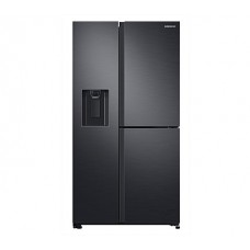 Samsung 621L Side By Side Fridge Freezer: SRS620MDMB