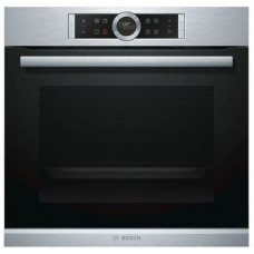 Bosch 60cm Stainless Steel Pyrolytic Oven Serie | 8 with automatic programmes: HBG6753S1A
