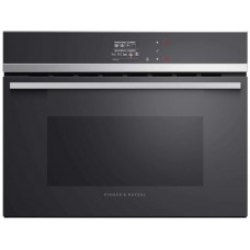 Fisher & Paykel 60cm Built-in Combination Microwave Oven: OM60NDB1
