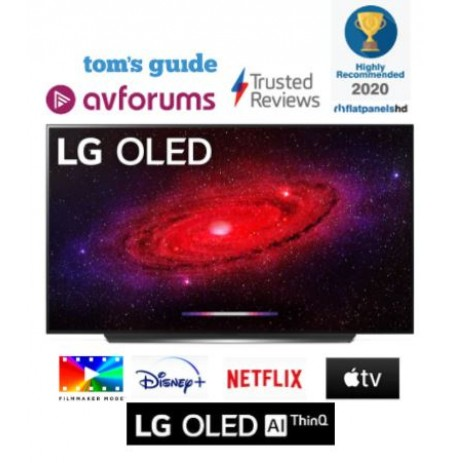 "LG TV 65"" 4K OLED Smart: OLED65CXPVA"