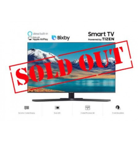 "Samsung TV 50"" TU8500 Crystal UHD 4K Smart: UA50TU8500SXNZ"