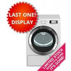 Beko 8kg Sensor Controlled Heat Pump Dryer: DPY8500 - DISPLAY