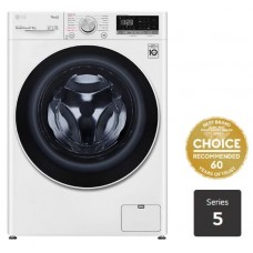 LG 9kg/5kg Front Load Washer Dryer Combo with Steam: WVC5-1409W