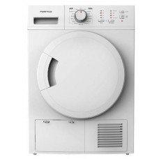 Parmco 7KG Dryer, Heat Pump, White: DR7WHP