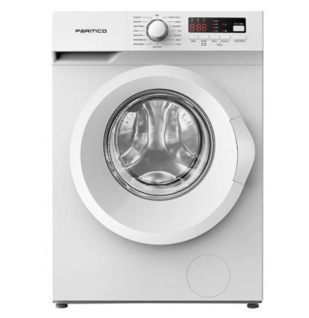 Parmco 10KG Washing Machine, White, Front Load: WM10WF