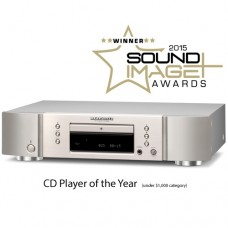 Marantz Compact Disc Player, Silver/Gold: CD5005SG