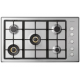 Fisher & Paykel 90cm Gas on Steel Cooktop: CG905DWFCX1