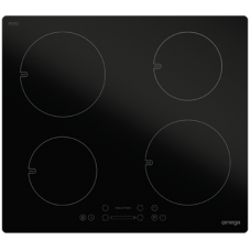 Omega 60cm 4 Zone Induction Cooktop: OI64Z