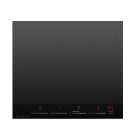 Fisher & Paykel Induction Cooktop: CI604DTB4