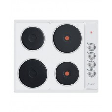 Haier 60cm Electric Hotplate Cooktop: HCE604PW1 - LAST ONE!