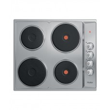 Haier 60cm Stainless Steel Cooktop: HCE604PX1