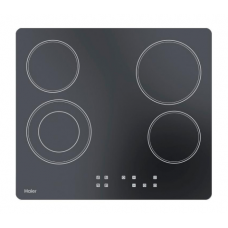 Haier 60cm Electric Cooktop: HCE604TB2