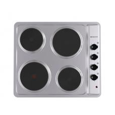 Parmco 600mm Electric Cooktop: HX-1-6S-4E