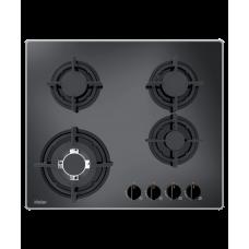 Haier 60cm Glass Gas Cooktop: HCG604WFCG1