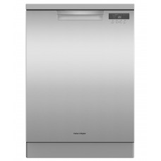 Fisher & Paykel Dishwasher, Sanitise & Extra Dry: DW60FC6X1