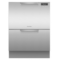 Fisher & Paykel Double DishDrawer™ Dishwasher, Sanitise SERIES7: DD60DCX9