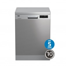 Beko Stainless Steel Freestanding Dishwasher: BDF1620X