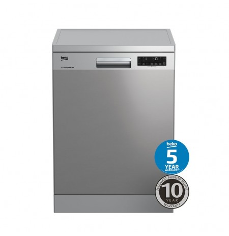 Beko Stainless Steel Freestanding Dishwasher: BDF1620X