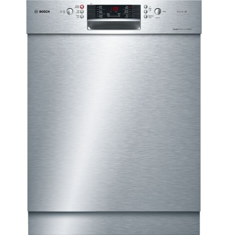 Bosch Serie | 4 Built-under Dishwasher 60cm Stainless Steel: SMU46GS01A