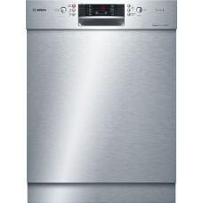 Bosch Serie | 4 Built-under Dishwasher 60cm Stainless Steel: SMU46KS01A
