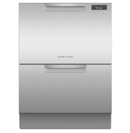 Fisher & Paykel Double DishDrawer™ Dishwasher SERIES5: DD60DAX9